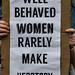 Behavior...