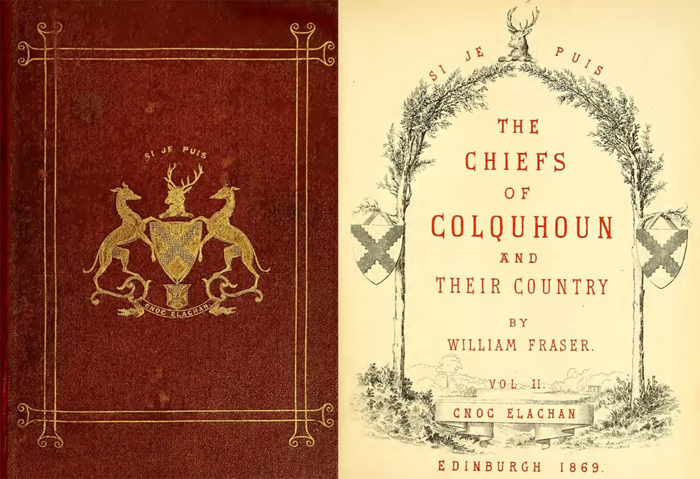 Clan Colquhoun   ScotClans   Scottish Clans