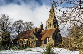 Edale Church....