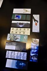 Kaxilda, diseño de marcapáginas