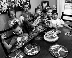 marcus|8 (DJHuber) Tags: marcus elijah eight eighth birthday party friends hayden addie
