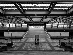 Torino Porta Susa (Marcello Iaconetti Photography) Tags: torinoportasusa railwaystatione biancoenero blackandwhite architecture stazione station turin torino italy architettura huawei huaweip9 dualcamera