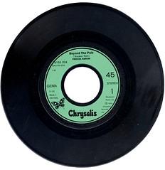 11 - Procol Harum - Beyond The Pale - D - 1974-- (Affendaddy) Tags: vinylsingles procolharum beyondthepale freshfruit phonogram chrysalis 6155034 germany 1974 uk1960spoprock uk1970sprogrock collectionklaushiltscher