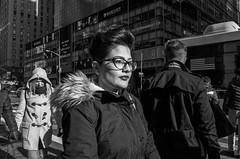 Times Square (Roy Savoy) Tags: blackandwhite bw streetphotography street nyc people monochrome roysavoy newyorkcity newyork blacknwhite streets streettog streetogs ricoh gr2 candid flickr explore candids city photography streetphotographer 28mm nycstreetphotography gothamist tog mono flickriver snap digital monochromatic blancoynegro