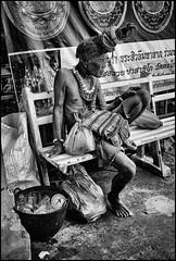 Holy Man (Armin Fuchs) Tags: arminfuchs bangkok thailand holy man watarun yogi street portrait