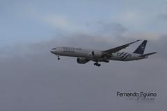 Korean AIr Madrid Barajas (Fernando Eguino) Tags: madrid barajas avión t4 iberia spotter plane