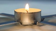 MM  -  Made of Metal (hjoachim1) Tags: macro macromondays madeofmetal tealight