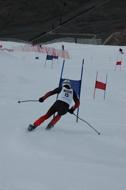 Masters Ski Racing