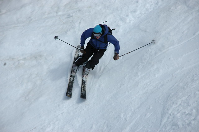 Skiing-Saddle