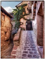 Panadera I (A. Gmez) Tags: espaa rustico medieval teruel pueblos piedra albarracn