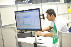 WSC2015_Skill39_MMM_0407 (WorldSkills) Tags: sopaulo saudiarabia wsc competitor worldskills skill39 itnetworksystemsadministration wsc2015 abdullahbakhashwain