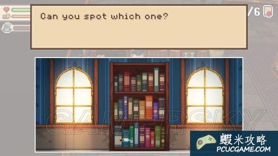 進化之地 Evoland2圖書館謎題答案 圖書館謎題答案是什麼