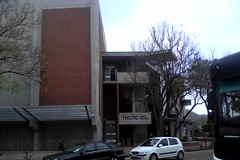 Thuto Building (karren_tau) Tags: foursquare newbuilding complex lecturehall january2012 thuto 2400seats multidepartmental 4000sqmetres r75000000