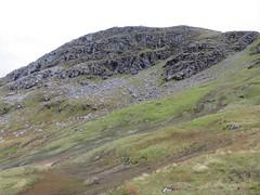 Creag Mhor crags (ancanchaWH) Tags: highlands walk mhor beinn creag heasgarnich