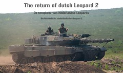 The Return of the Dutch Leopard 2 (Combat-Camera-Europe) Tags: dutch army tank mbt nato tanks armee otan leopard2 leopard2a6 rheinmetall kmweg dutchleopard