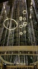 Mall of the Emirates, Dubai. (claireschmidtmeyer) Tags: light mall dubai uae eid decoration shoppingmall shoppingcenter eidmubarak malloftheemirates eiddecoration