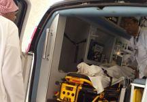 مستشفى عقلة الصقور يستقبل 13 مصاباً بحادثين مروريين (oqlanews) Tags: صور اخبار القصيم الصقور عقلة