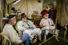 River of Time, Bay City, Michigan 2015 (TAC.Photography) Tags: reenacting oldtimes history playacting riverof time baycity michigan