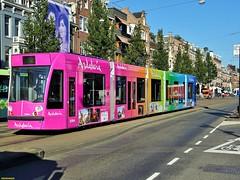 2094 (firedmanager) Tags: amsterdam siemens tram holanda tramway gvb tranvía combino gemeentelijkvervoerbedrijf
