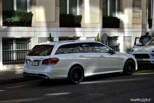 Mercedes-Benz E 63 AMG S Estate [S212f]