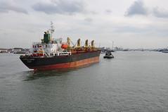 Kanaal Dock B1 (larry_antwerp) Tags: haven port ship belgium vessel antwerp schip emwikanaree 9127083 greatcircleshipping