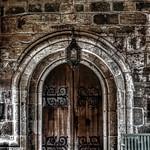 Zisterzienserkloster und Schloss Bebenhausen, Portal zum Parlatorium.  -- Cistercian monastery and castle Bebenhausen, Portal to the Parlatorium Building thumbnail