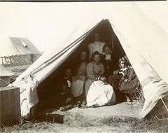 A Boer family, c.1901.