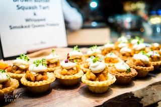 Crabapple brown butter tarts | Ryerson Eats