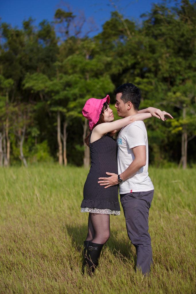 孕婦寫真,孕婦攝影,樹林孕婦,芒草孕婦,草原孕婦,Ajax&Far036