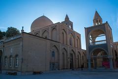 La Cathdrale Vank (- Ali Rankouhi) Tags: november blue sky fall church cross iran cathedral abbas  isfahan shah armenian  2015 i