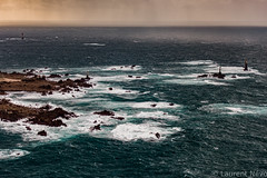 _D813240-Phares Ouest (Brestitude) Tags: sea mer lighthouse france brittany waves bretagne aerial breizh vagues phare finistère ouessant aérien jument iroise ushant nividic nividig brestitude ©laurentnevo2015