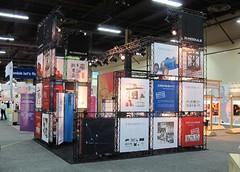 Exhibition Stand Manufacturer - 200m2