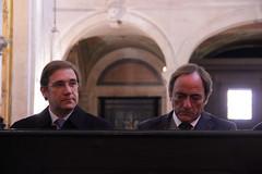 Missa pelo 35º aniversário da morte de Francisco Sá Carneiro