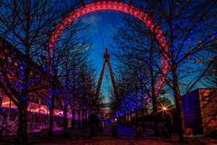 Christmas Eye HC9Q9690-1a (rodwey2004) Tags: longexposure nightphotography london landscape londoneye landmark southbank iconic riverthames