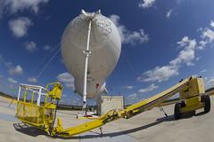 AMO Tethered Aerostat Radar System (TARS) Rio Grande City (CBP Photography) Tags: city rio grande donna marine texas surveillance air border balloon protection amo burton customs tars moored cbp aerostat tetheredaerostatradarsystem