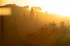 Hogwarts (Robert Borden) Tags: warnerbrothers hogwarts harrypotter silhouette landscape sun shadow hollywood northamerica usa westcoast west california socal losangeles la lalaland universal tour vacation tourist golden orange
