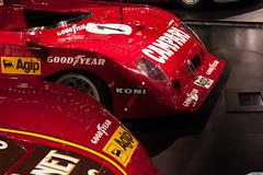 Mod-3607 (ubybeia) Tags: alfa alfaromeo romeo museo storico fiat fca auto vintage racing corse sport prototipi canon photography detail