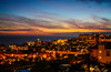 Tenerife - Costa Adeje (T. Alexander) Tags: tenerife teneriffa canaryislands canaryisland costaadeje sunset sunrise ocean luxury bluesky blue spain