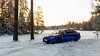1/52 - Story: Rule of Thirds (Mazelo) Tags: nikon d600 sigma 70200mm f28 wideopen brenizer method bokeh blur depthoffield subaru legacy gt automotive cars car jdm suomi finland tampere sun sunset winter snow lake ice landscape scenery nature beach 52 challenge week dogwood2017