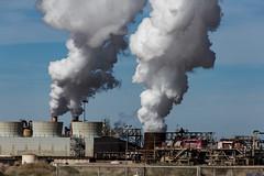 Got steam? Cal Energy Generation geothermal power plant (slworking2) Tags: geothermal calipatria california unitedstates us calenergygeneration greenpower greenenergy saltonsea