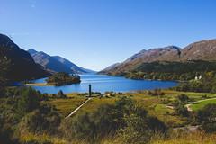West Coast of Scotland 02/10/2016 (JasonGreer) Tags: glenfinnan west coast scotland scenery beautiful viaduct harry potter castle eilean donan canon 50 nifty fifty
