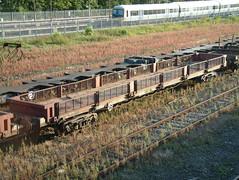 FJA_110619 (4) (Transrail) Tags: fja container flat wagon bogie