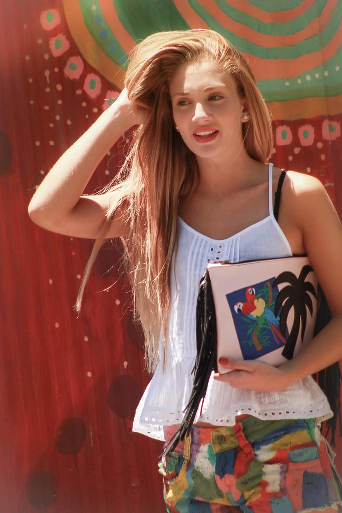 Moda chicas adolescentes belleza