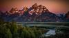 Snake River Overlook (Travis Klingler (SivArt)) Tags: danballard wyoming grandteton