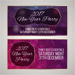free vector 2017 Happy New Year Greeting Party Poster (cgvector) Tags: 2017 abstract background banner bar blurred bokeh brochure cafe card celebration christmas colorful confetti cover december decoration design dinner disco eve event festive flyer food glow greeting happy holiday illustration invitation invite light lunch menu new night paper party pattern poster presentation restaurant template text typography vector winter xmas year