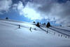Winter idyll (Sappho et amicae) Tags: landscape winter snow trees sky clouds sapphoetamicae željkagavrilović canon450d