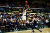 USF Basketball vs BYU 118 (donsathletics) Tags: usf mens basketball vs byu 118 university san francisco jordan ratinho dons