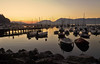 Christmas at the sea (Sere TriBe82) Tags: sunset christmas lerici italy tramonto sea water boats port harbour shadows skyline