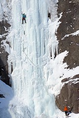 Ice Climbing (5of7) Tags: ice climbing outdoor mountain extreme sport people banff alberta canada canadianrockies iceclimbing banffnationalpark rockymountains fav winter snow 6fav