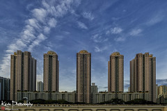 FXT29651 (kevinegng) Tags: singapore toapayohcentral toapayoh cityscape cityscene buildings hdb lateafternoon afternoon clearsky